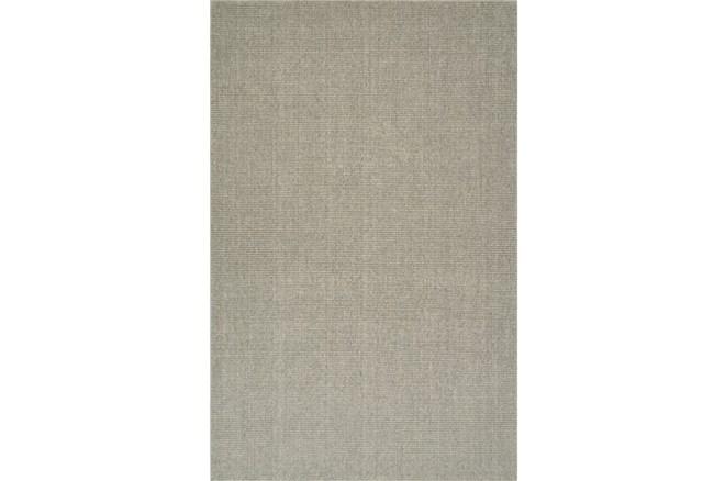 60X96 Rug-Wool Sisal Grid Mushroom - 360