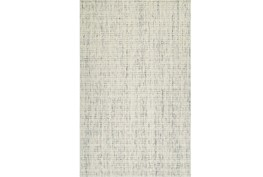 60X90 Rug-Wool Tweed Ivory