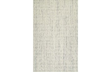 "5'x7'5"" Rug-Wool Tweed Ivory"
