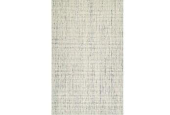 """5'x7'5"""" Rug-Wool Tweed Ivory"""
