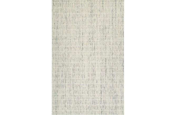 """5'x7'5"""" Rug-Wool Tweed Ivory - 360"""