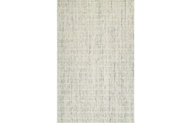 8'x10' Rug-Wool Tweed Ivory