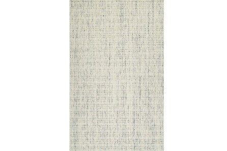 96X120 Rug-Wool Tweed Ivory - Main