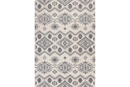 94X134 Rug-Morey Ivory/Charcoal