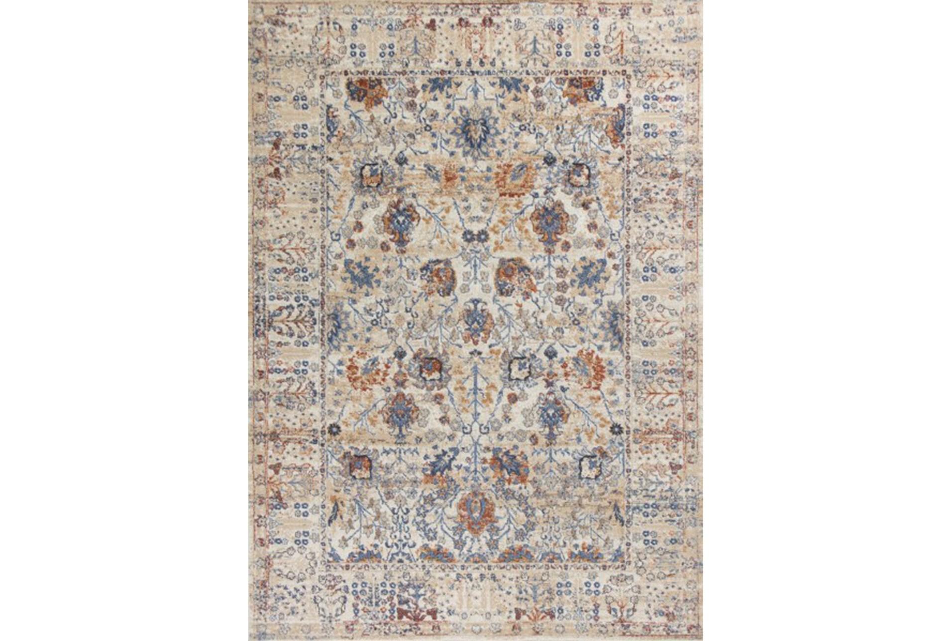 91x130 rug rory blue orange