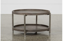 Swell Round Coffee Table