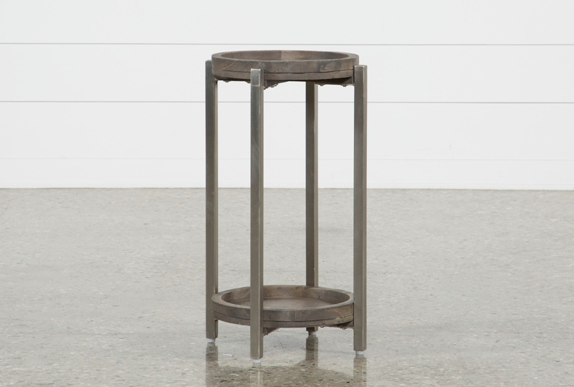 Swell Round Accent Table Qty 1 Has Been Successfully Added To Your Cart