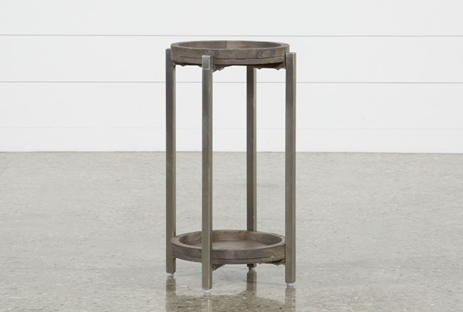 Swell Round Accent Table - 360