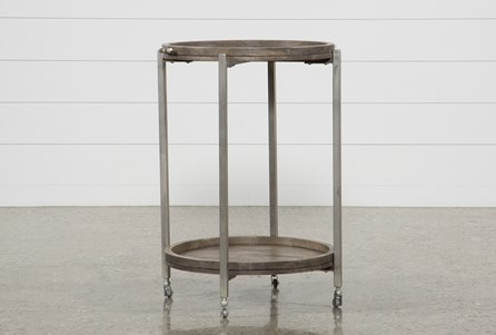 Swell Bar Cart