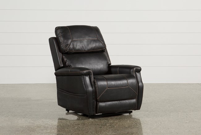 Buckley Eclipse Power-Lift Recliner With Power Headrest - 360