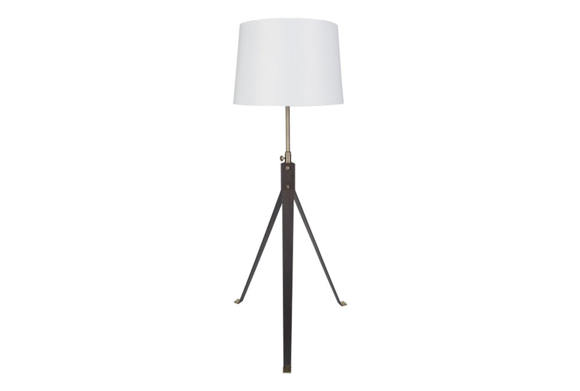 living spaces floor lamps tripod floor lampmetal industrial tripod 360 living spaces