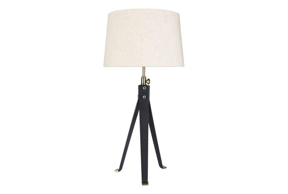 Table Lamp-Metal Industrial Tripod