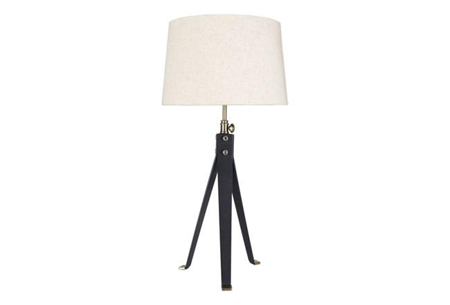 Table Lamp-Metal Industrial Tripod - 360