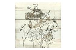 Picture-Farmhouse Flower II