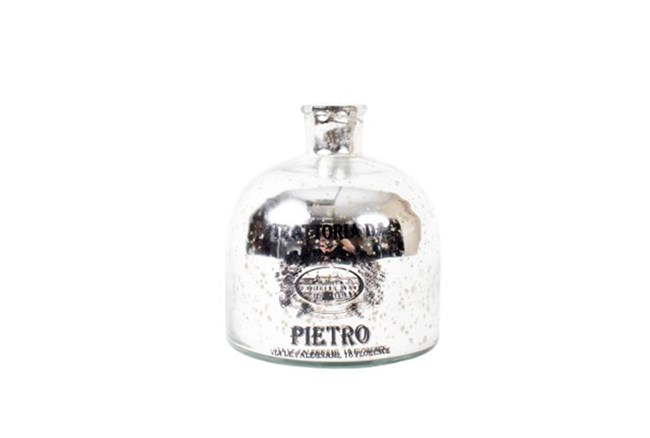 Silver Mercury Bottle Small - 360