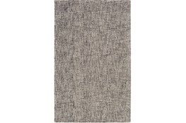 "5'x7'5"" Rug-Berber Tufted Wool Navy/Charcoal"