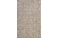 2'x3' Rug-Berber Tufted Wool Gray
