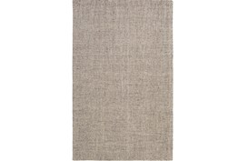60X90 Rug-Berber Tufted Wool Gray