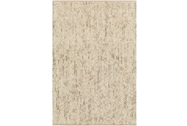 96X120 Rug-Cormac Woven Wool Olive/Cream