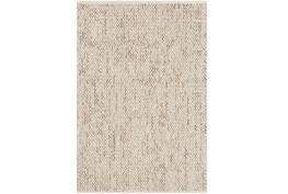 60X90 Rug-Cormac Woven Wool Taupe