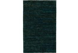 39X63 Rug-Neimon Hand Knotted Jute Dark Green