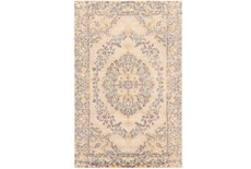 2'x3' Rug-Ceire Light Blue/Yellow