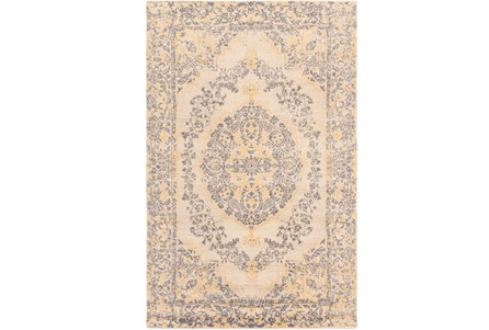 96X120 Rug-Ceire Light Blue/Yellow