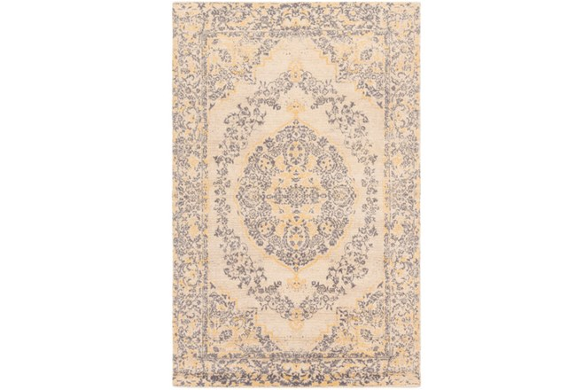96X120 Rug-Ceire Light Blue/Yellow - 360