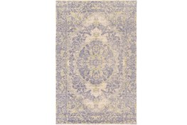 24X36 Rug-Ceire Denim/Lime