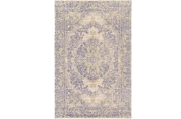 96X120 Rug-Ceire Denim/Lime