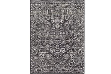 63X87 Rug-Ivete Charcoal