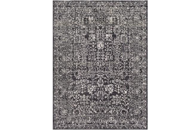 63X87 Rug-Ivete Charcoal - 360