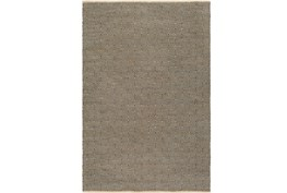 60X90 Rug-Eire Diamond Jute Black