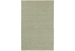 24X36 Rug-Eire Diamond Jute Mint