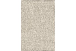 96X120 Rug-Washed Boucle Grey