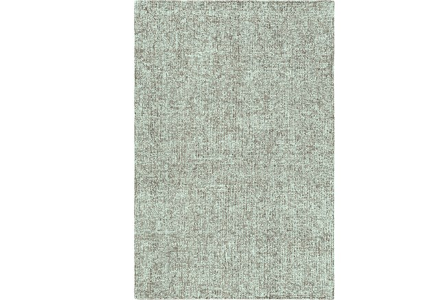 96X120 Rug-Washed Boucle Mint - 360