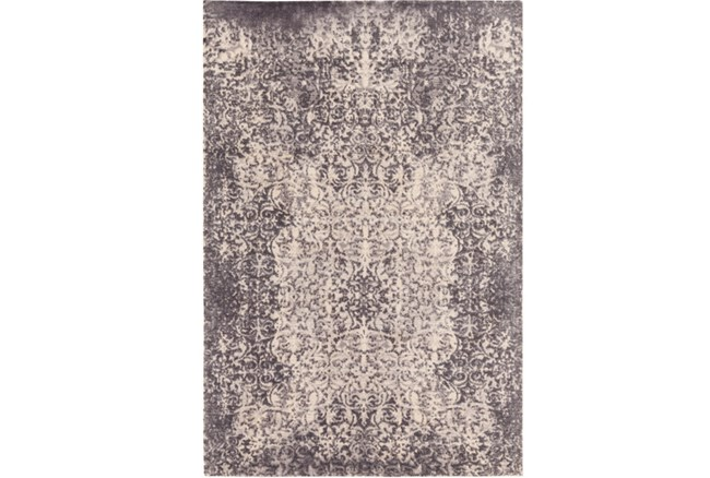 96X120 Rug-Nikita Antique Charcoal - 360