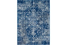 47X67 Rug-Ivete Dark Blue/Teal