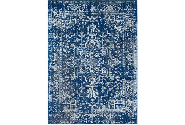 47X67 Rug-Ivete Dark Blue/Teal - 360