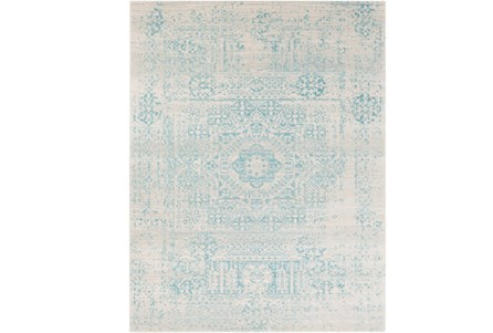 24X36 Rug-Ivete Antique Medallion Teal