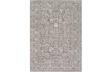 63X87 Rug-Ivete Grey