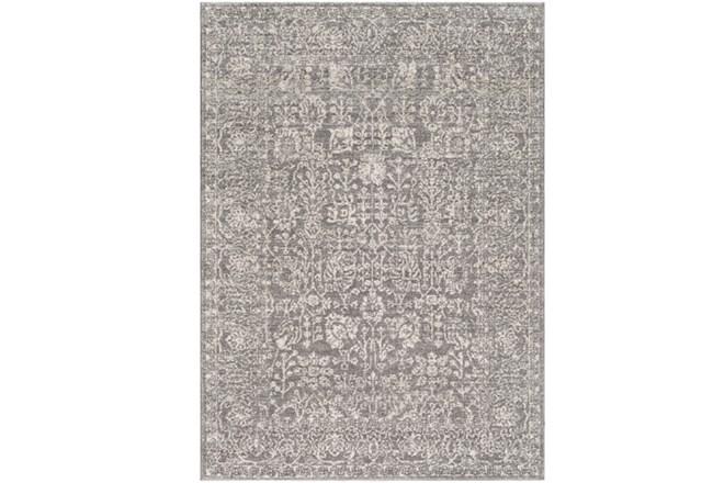63X87 Rug-Ivete Grey - 360