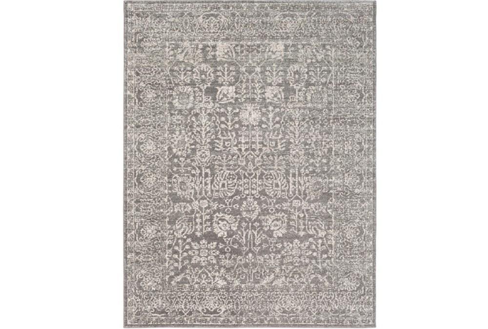 94X123 Rug-Ivete Grey
