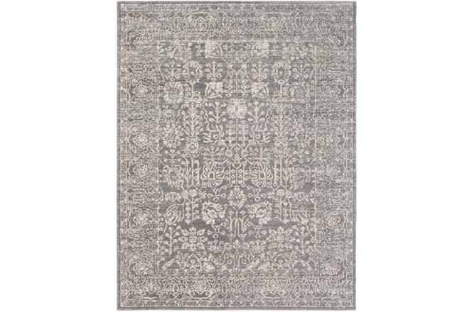 94X123 Rug-Ivete Grey - 360