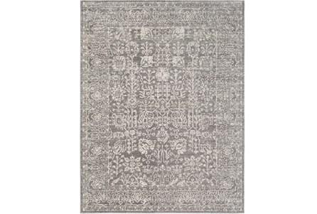 111X150 Rug-Ivete Grey