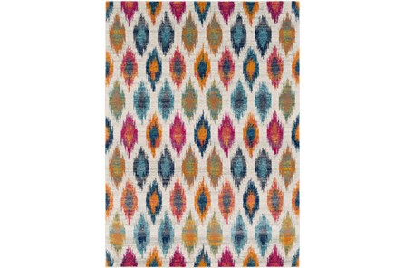63X87 Rug-Ivete Diamond Multi