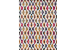 94X123 Rug-Ivete Diamond Multi