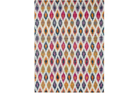 111X150 Rug-Ivete Diamond Multi