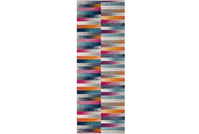 31X87 Rug-Ivete Color Block Multi - 360