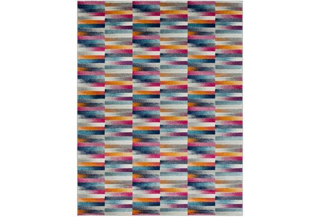 111X150 Rug-Ivete Color Block Multi - 360